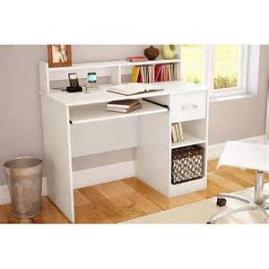 Small Desk Walmart Walmart South Shore Smart Basics Small From Walmart Home
