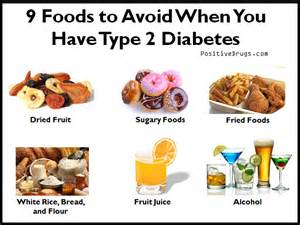 9 foods to avoid when you type 2 diabetes positivedrugs positivedrugs