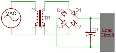 how capacitor work in dc supply capacitors learn sparkfun