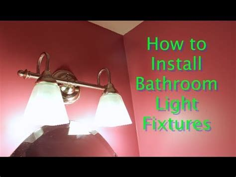 Bathroom Light Fixtures By Lowe S Lighting By Home How To Remove A Bathroom Light Fixture