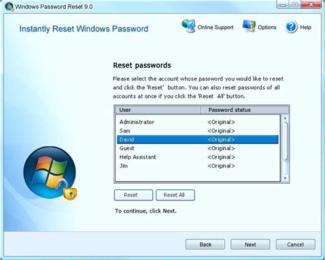 spower windows password reset professional download dell inspiron 1545 password reset disk software