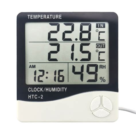 Thermometer Htc 2 Putih 433mhz ambient wireless weather station lcd digital thermometer indoor outdoor temperature