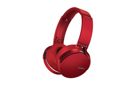 Sony Mdr Xb950b1 Bass Bluetooth Headphones With App 1 sony unveils new line of bass speakers and noise