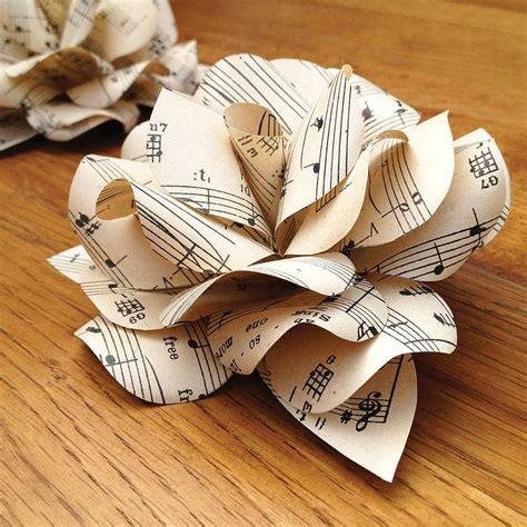Paper Table Decorations To Make - set of five vintage paper decs by elinor