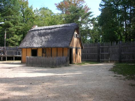 The Cottage Jamestown jamestown colony