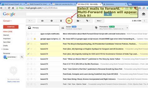 email forwarding adalah cara forward multiple email di gmail
