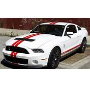 2011 Ford Shelby GT500 Review