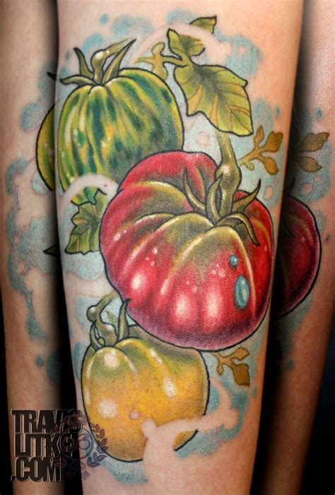tomato tattoo travis litke