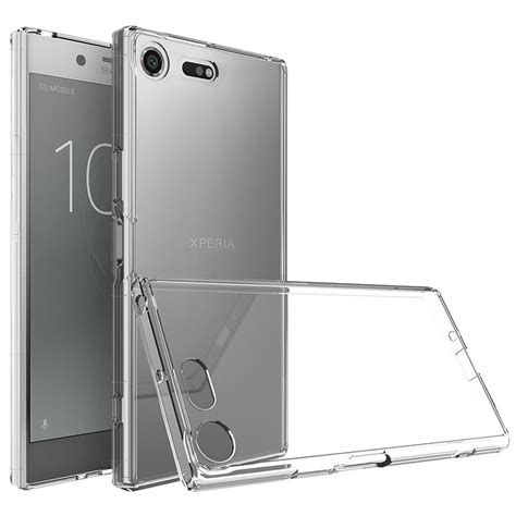 Sony Xperia Xz Premium Back Casing Design 088 flexi shock cushion gel sony xperia xz premium clear