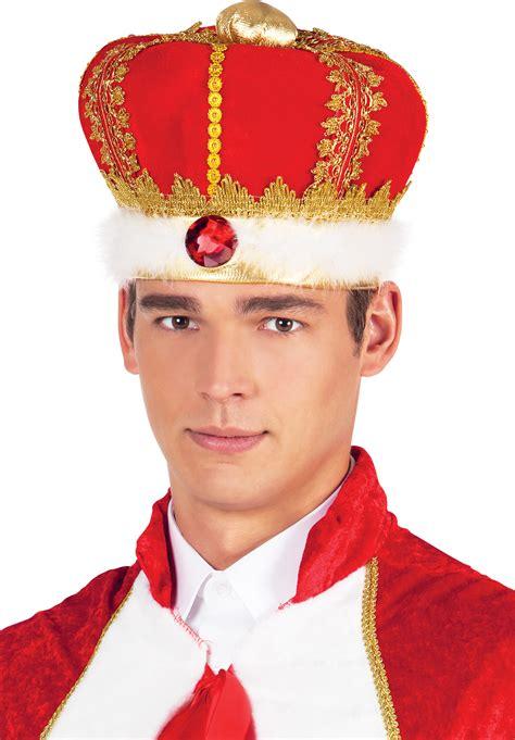 royal king royal king crown mens fancy dress adults