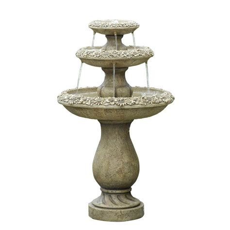 cellar two tiers outdoor water fcl056