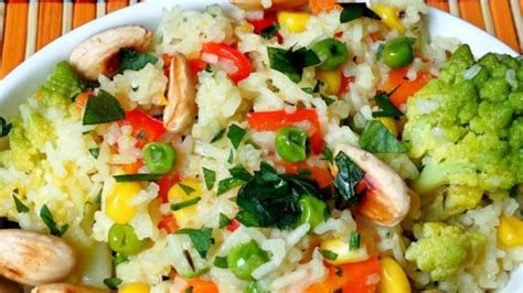 vegetables and rice indian style vegetable rice recipe allrecipes