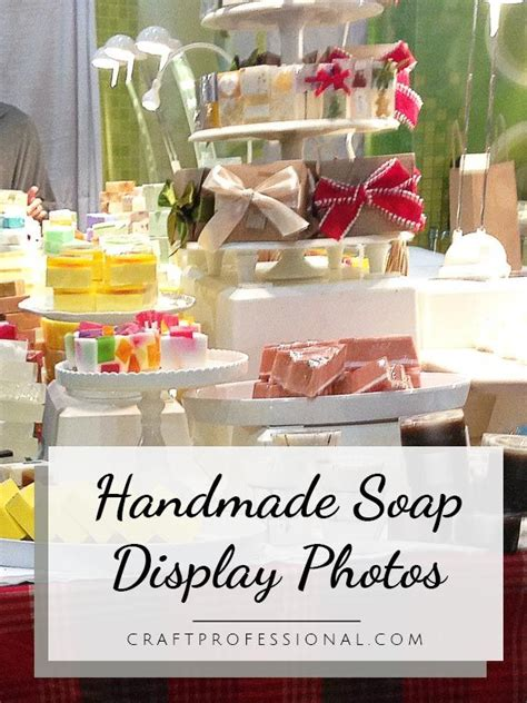 Handmade Soap Displays - handmade soap displays soap display display and soap booth