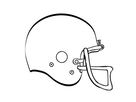 football helmet template nfl football helmet coloring pages az coloring pages
