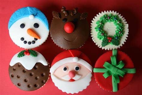 christmas decorations that you bake vegan brownie cupcakes