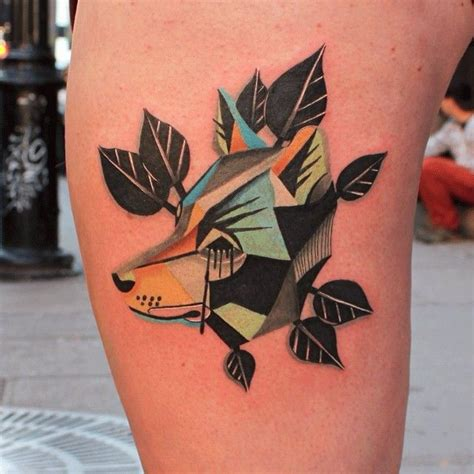 tribal tattoo quebec 1000 ideas about small wolf on simple