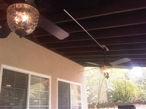 patio outdoor ceiling fan installation yelp
