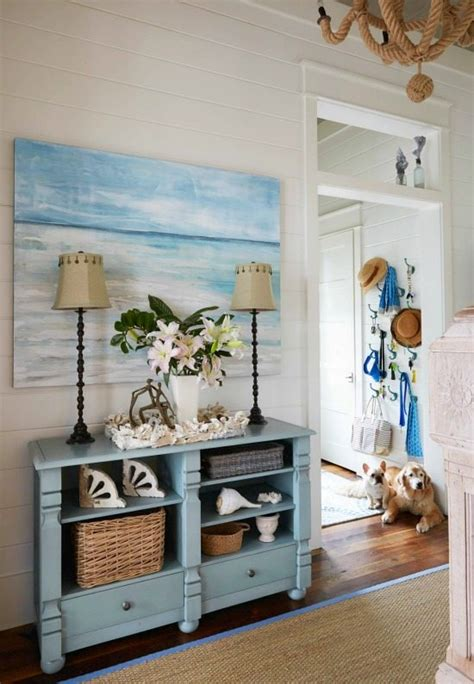 beach decorating ideas elegant home that abounds with beach house decor ideas