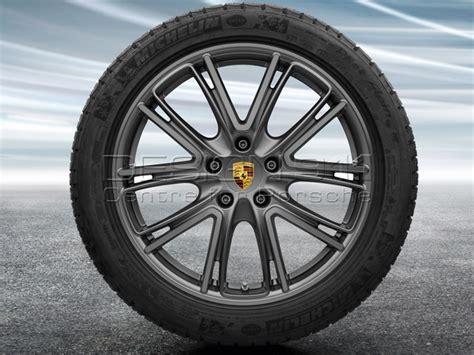 Sc Platinum Original From Uk 1 20 quot panamera 971 exclusive design platinum alloy wheels winter tyres original porsche