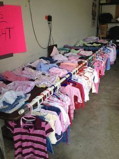 display clothes   garage sale google search