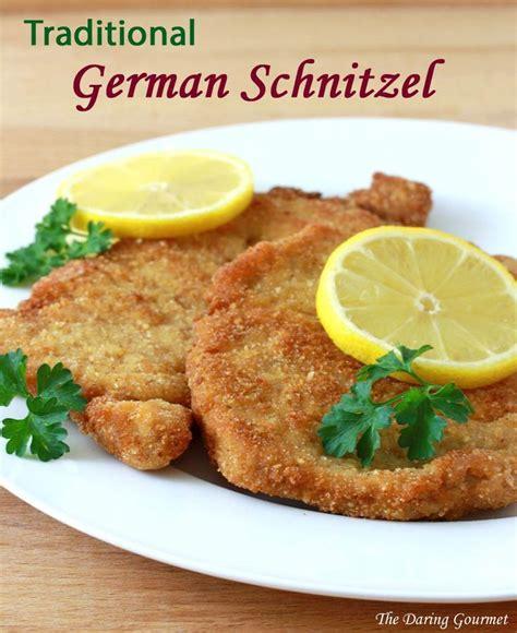 traditional recipes traditional german schnitzel schweineschnitzel recipe