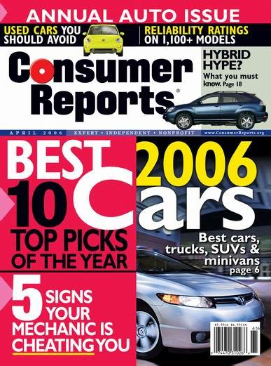 Consumer Reports Search Consumer Reports Mpg Autos Post