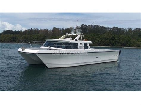 commercial catamaran boats for sale custom 16m fibreglass catamaran commercial vessel boats