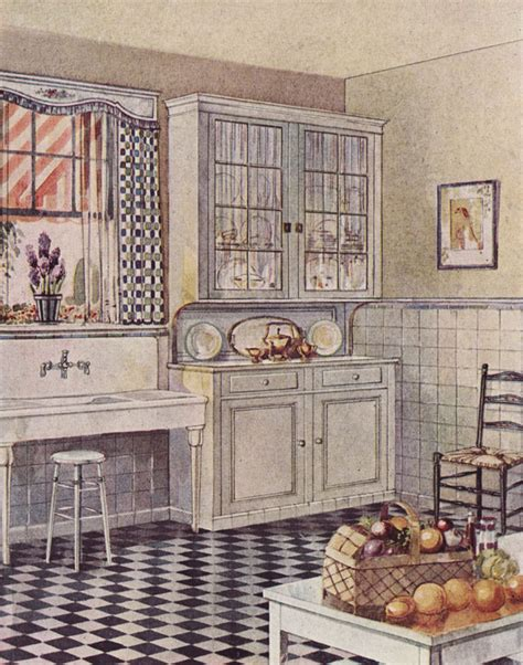 1920s kitchen 1920s kitchen gallery kitchen flooring cabinetry nooks and plumbing vintage kitchen