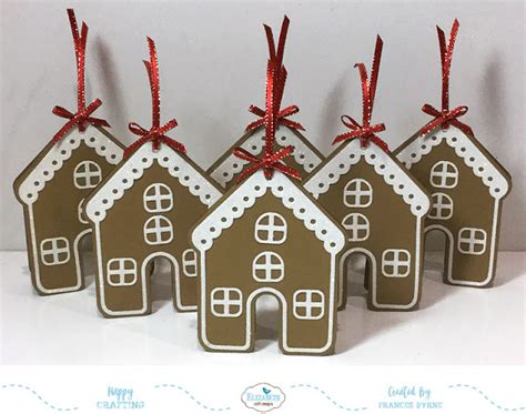 stowl s studio gingerbread house gift tags