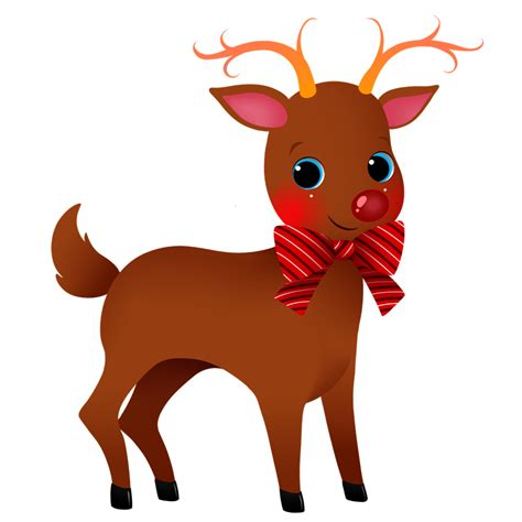 reindeer clip clipart 81 free cliparts for winter holidays