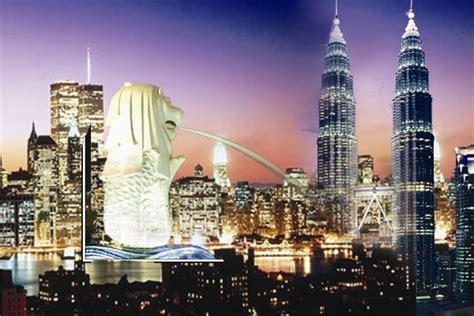 singapore malaysia left singapore malaysia 9n 10d go vacations
