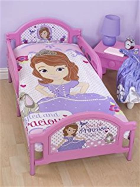 sofia toddler bed disney princess sofia the first amulet junior toddler bed