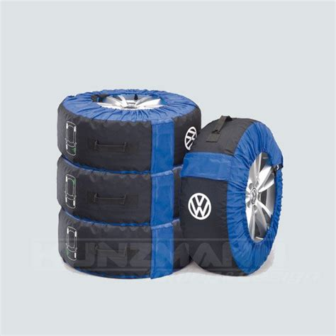 Wheels Volkswagen Set Gift Pack original volkswagen vw tyre wheel bag set 4 part 14 to 18 inch kunzmann onlineshop