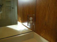Bathroom Mirror With Electrical Outlet Glass Mirror Switch Plates Outlet Covers Rocker Switchplates Bathroom Remodel Ideas Pinterest