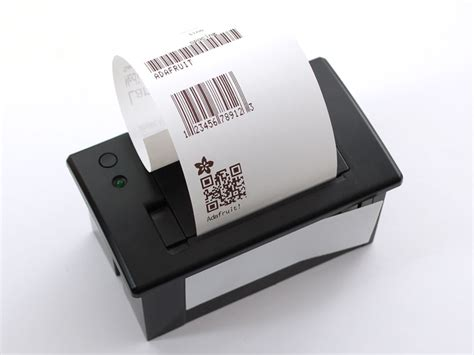 Printer Struk Mini jual thermal printer mini xentronic