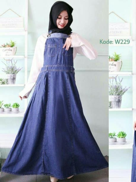 Overall Rok Payung W196 overall payung w229 baju style ootd