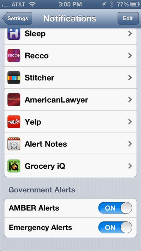 iphone j alert wireless emergency alerts on the iphone iphone j d