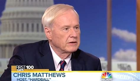 Hardball Host Has A On by Chris Matthews Of Msnbc S Quot Hardball Quot Told Quot Meet The Press