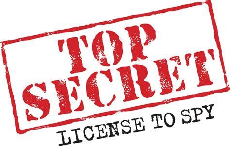 best secret cosi top secret license to makes american