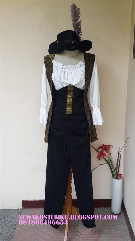 tempat sewa baju pesta jakarta tempat sewa baju kostum bajak laut wanita jakarta
