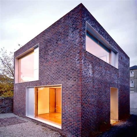 3d purple square box house minimalist design make simple