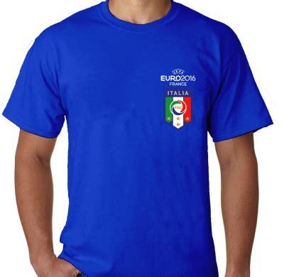 Kaos Souvenir Italia Hitam Murah kaos timnas italy edisi 2016 v1 kaos premium