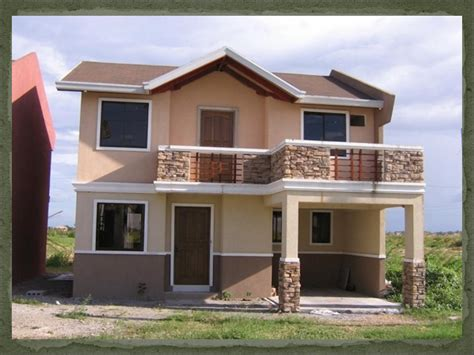phil house design 30 beautiful 2 storey house photos bahay ofw