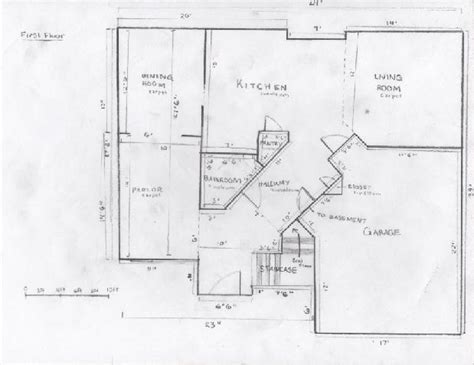 my house floor plan floor plan of my house by squeemishness on deviantart