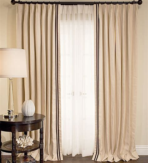unique drapery custom sheer drapes drapestyle com