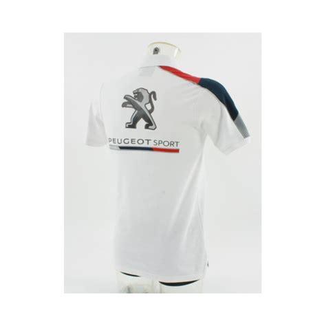 t shirt polo replica peugeot sport eshop peugeot