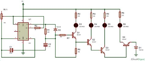 motorcycle indicator circuit diagram circuit and