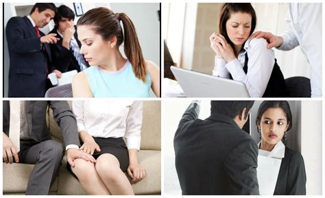 4 major steps in dealing with sexual harassment in the