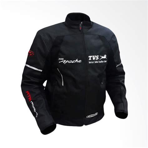 Jaket Pelindung Motor Jual Kamis Ganteng Tvs Contin Apache Series Jaket Motor