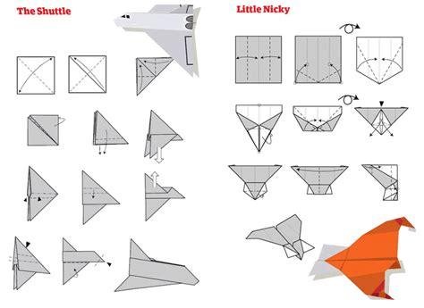 como hacer origami de un avion 191 c 243 mo hacer correctamente un avi 243 n de papel la